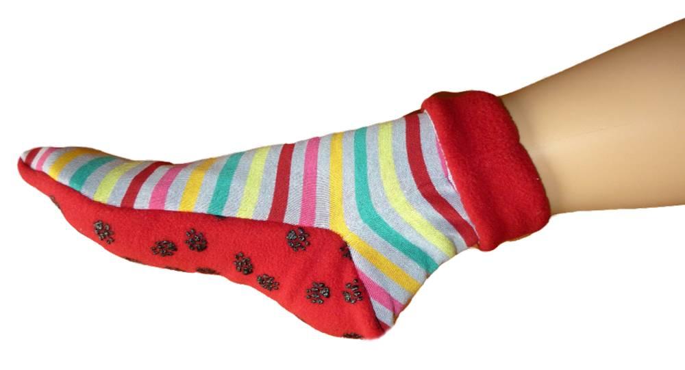 Pokara divam vente en ligne chaussette linge de for Linge de maison haute qualite